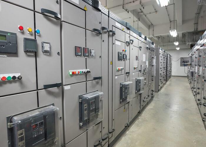 کاربرد تابلو برق صنعتی