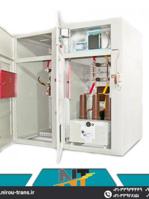 تابلو برق فشار قوی سلول 20 کیلو وات